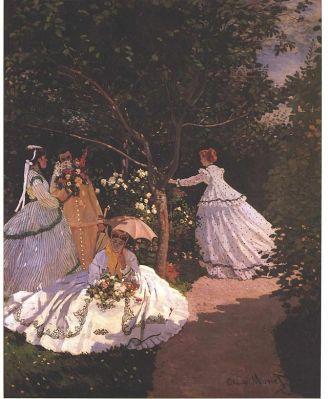 Monet_-_Frauen_im_Garten